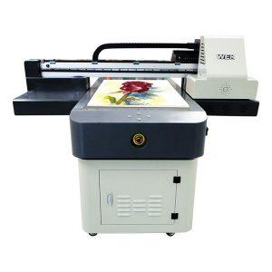 uv surskribita printilo a2 pvc-karto uv-presa maŝino cifereca injektila printilo dx5