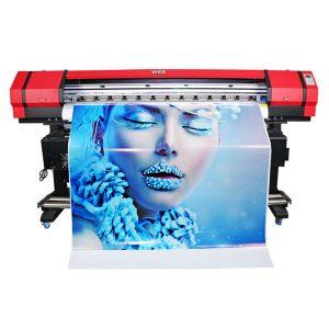 larĝa formato 6 koloroj fleksiĝa standardo glumarilo solventa injekta printilo