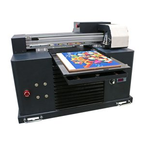 Nova Dezajno Mini Led Flat-A3 A4-Grandeco Teko-labortablo Epson UV Printer