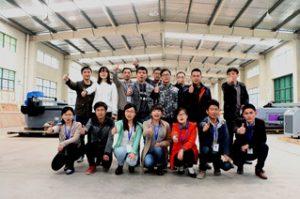 B2B-laboristoj en ĉefsidejo, 2015 3