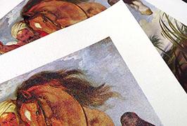 Oleo Kanvaso presita per 2,5 m (8 futoj) eko-solida printilo WER-ES2501