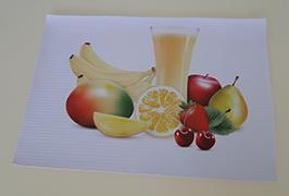 PVC-standardo presita per impresora ekologia solvilo de 3,2 m (10 futoj) WER-ES3201