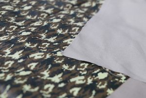Tekstila presanta specimeno 1 per cifereca tekstila presilo-maŝino WER-EP7880T