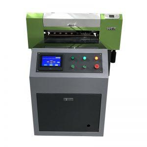 pvc printilo granda formato kanvasa stampilo golfa pilka presa maŝino WER-ED6090UV
